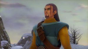 Dragon Quest XI - Hendrik