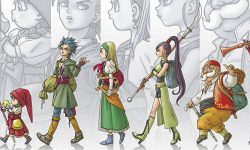 Dragon Quest XI iau