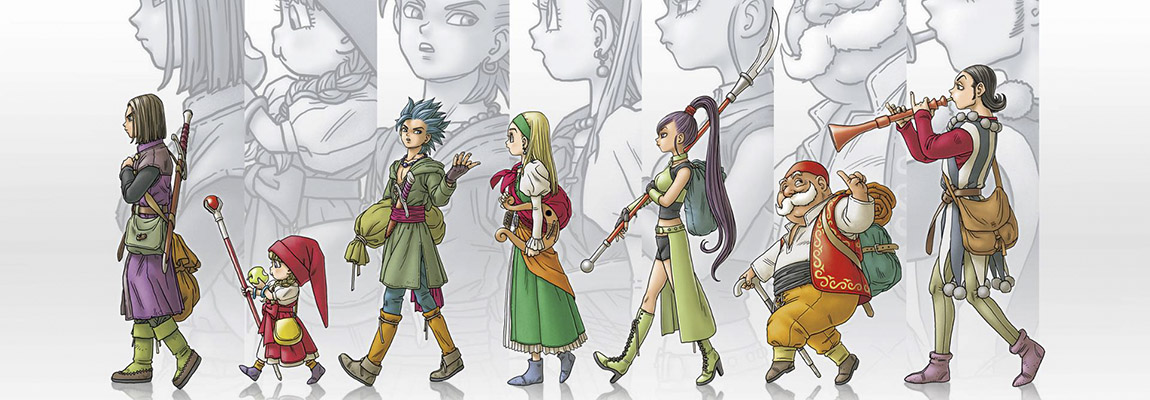 Dragon Quest XI Les Combattants de la Destinée !