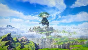 Dragon Quest XI - Yggdrasil