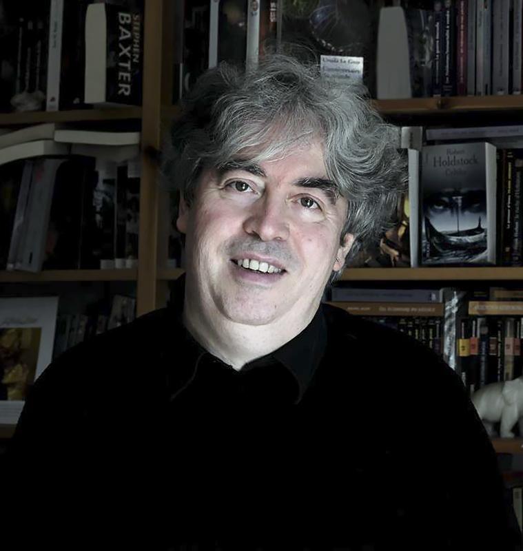 Jean Claude Dunyach - Portrait