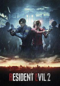 Resident Evil 2 «1-shot» demo - affiche