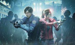 Resident Evil 2 «1-shot» demo - iau