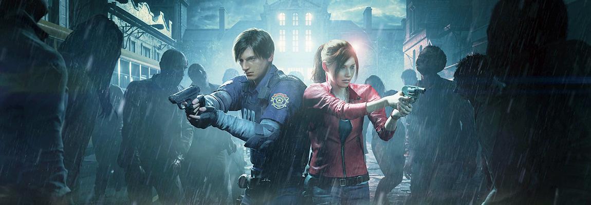 Resident Evil 2 «1-shot» demo