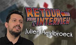 Retour vers l'interview - Julien Heylbroeck iau