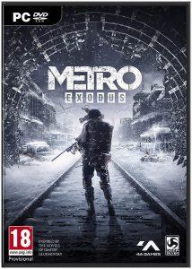 Metro Exodus affiche
