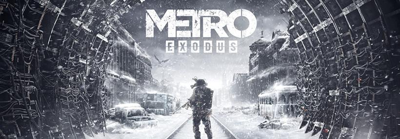 Metro Exodus jeu saga