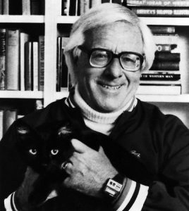 Ray Bradbury - Portrait