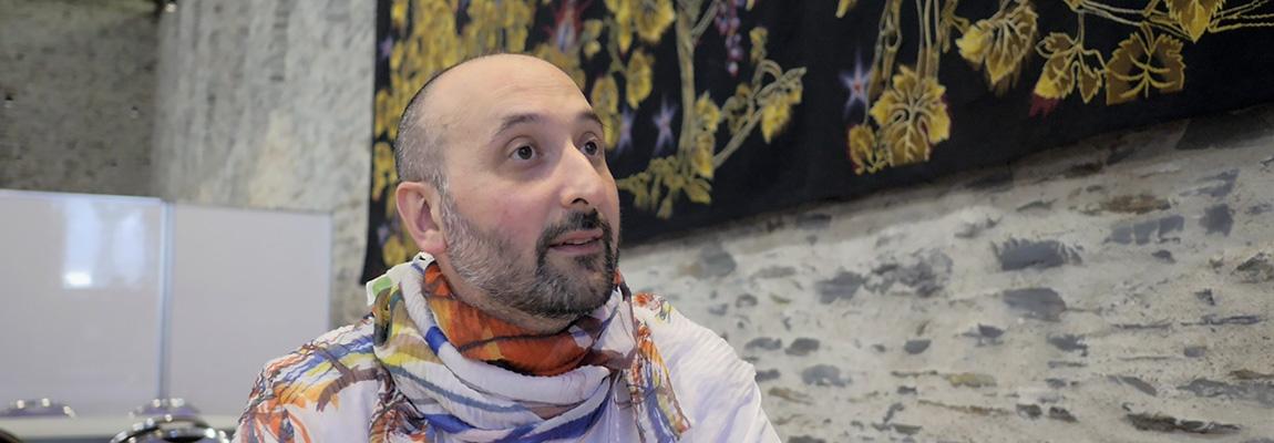 Entretien avec Jean-Laurent Del Socorro, auteur – ImaJn'ère 2019