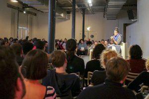 Conférence sur l'afrofuturisme - Michael Roch - Utopiales 2019