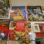 Expo Marabout - BD Bob Morane