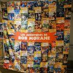 Expo Marabout - Bob Morane