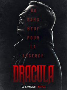 Dracula Netflix affiche